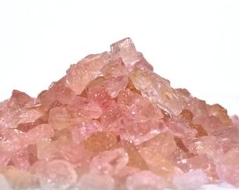 CTW Raw Morganite Rough Morganite Stone Pink Peach Morganite Gemstone Loose 7.0 Morganite Crystal AA Raw Crystal Natural