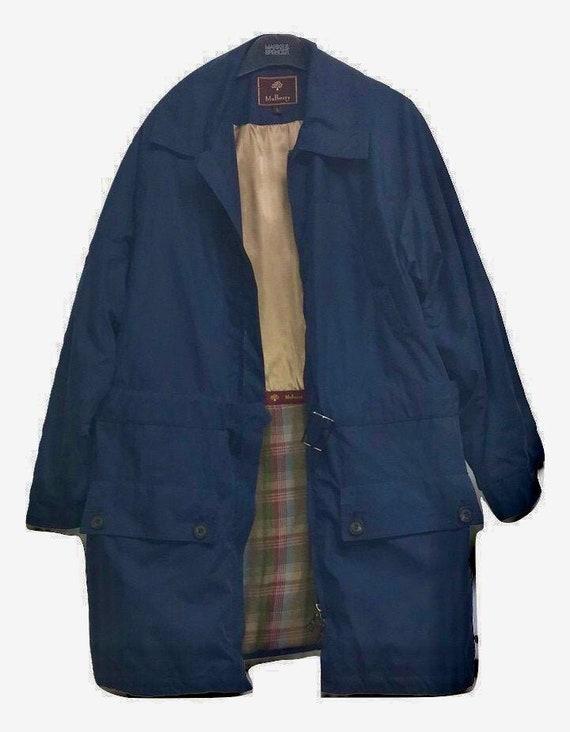 Mulberry Raincoat Jacket