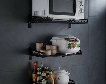 Shoze Hanging Microwave Oven Stand