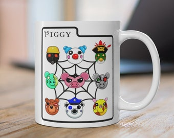 Personalised Roblox Children/'s Coffee Mugs