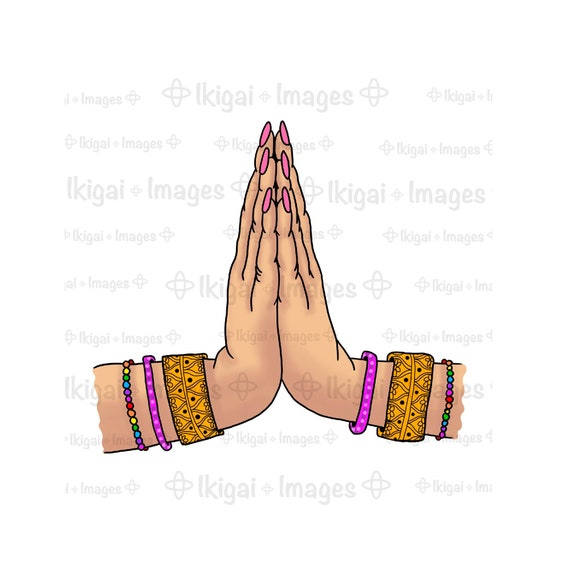 Praying Hands Png Namaste Art Spiritual Sublimation Designs Etsy Om symbol namaste , om, om calligraphy illustration png clipart. etsy