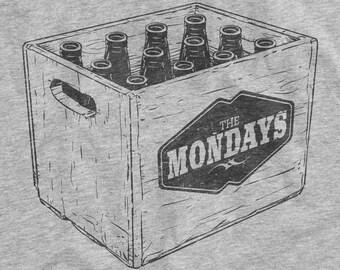 Case of the Mondays Beer Bottles Funny Unisex T-Shirt