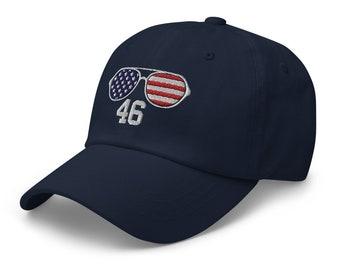 President Joe Biden 46 Aviators Hat