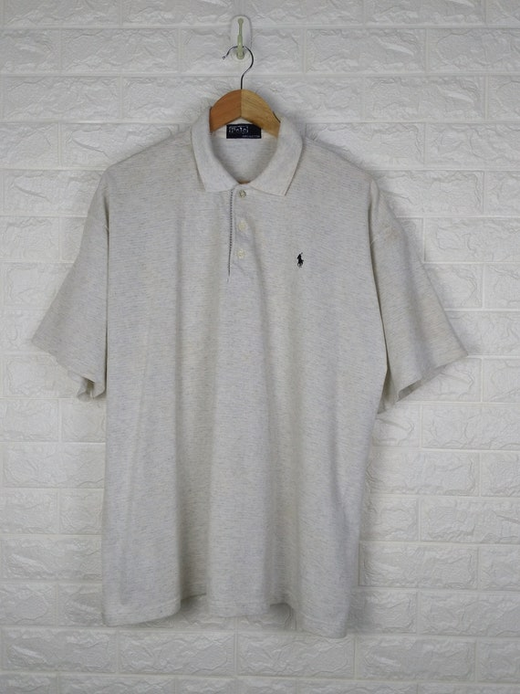 Vintage POLO Vintage Pocket Polo Shirt