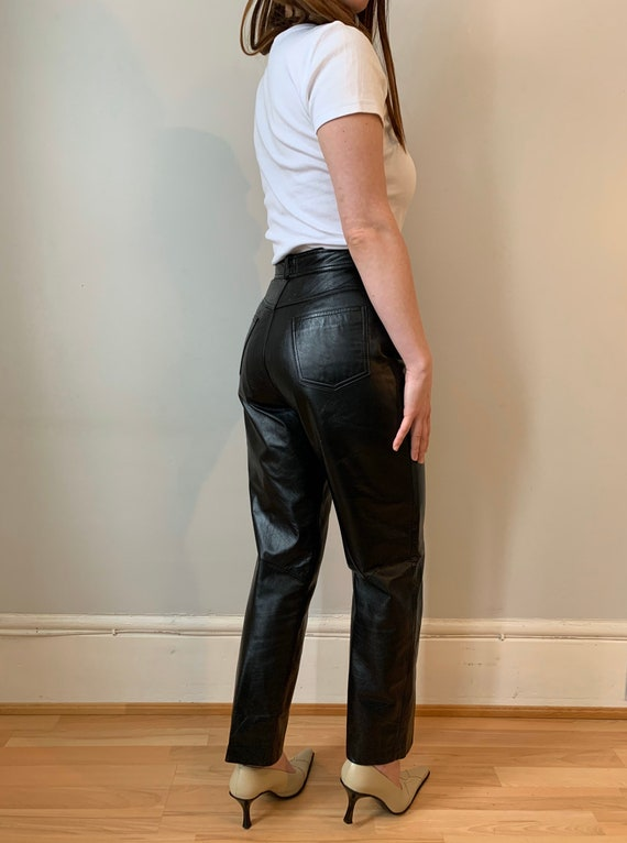 Vintage Danier Leather Pants
