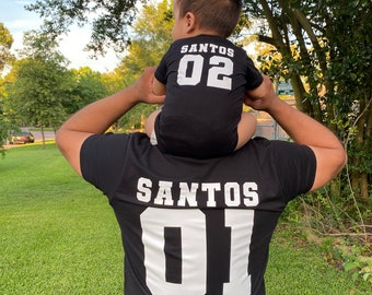Custom Baby /& Toddler T-Shirt Future Soccer Player Montenegro Boy Girl Clothes