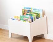 Montessori Bookcase, Box for Toys, Books Storage, Bookshelf for children