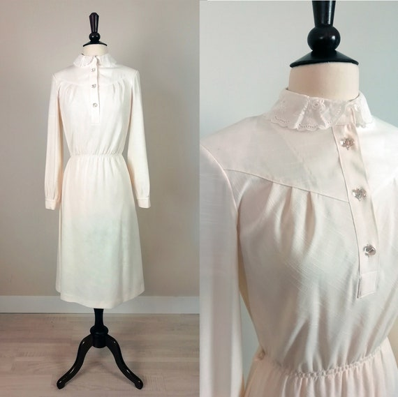 Romantic '70s dress / Romantic 70s dress