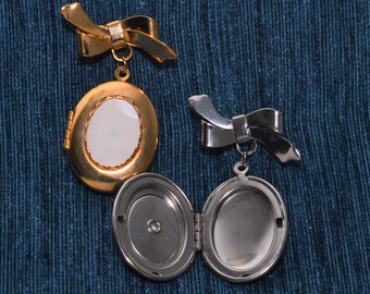 Alphabet English Pewter Locket Thimble  by Elizabeth ~R~ Anderson