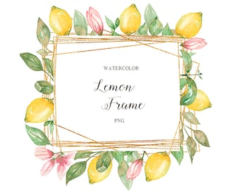 1010141  Lemon  16k Gold Plated Brass Framed Glass Pendant 12mm x 18mm  1.4g  2pcs