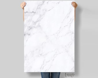Vinyl Photography Backdrop marble for Product, Instagram, Flat lay & Food Photography - Lov820