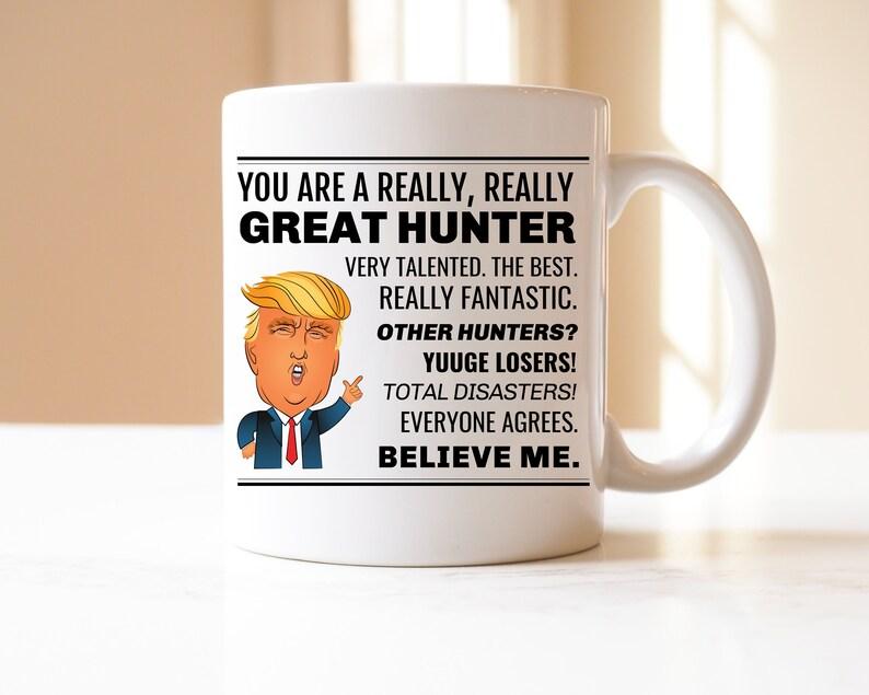 Trump Tasse