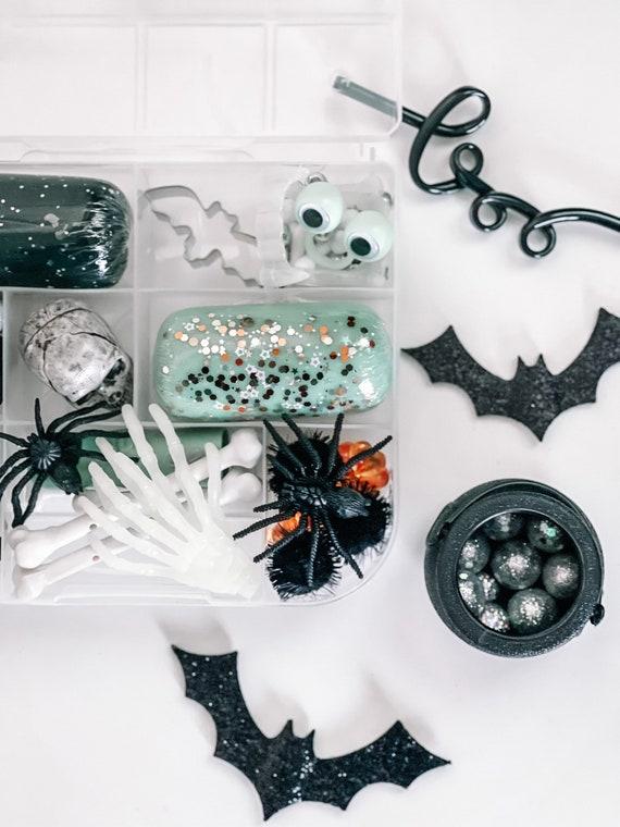 SPOOKYPRE-ORDER Playdough Sensory Busy Box Halloween