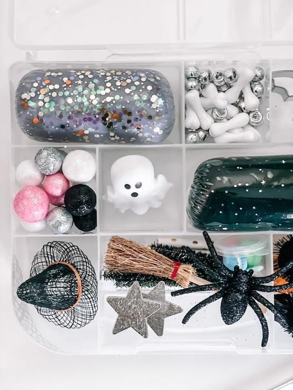 BEWITCHEDPRE-ORDER Playdough Sensory Busy Box Halloween