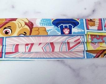 Kids Pink Skye Paw Patrol Cotton Face Mask