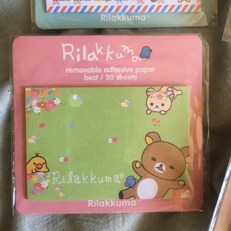 Kawaii Sticky Notepad