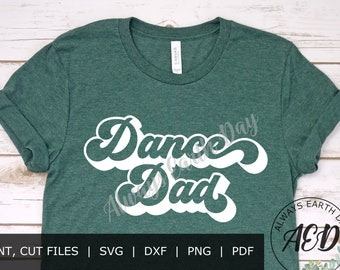 Dance Mom Svg Dance Mom Shirt Mom Life Svg Retro Svg Etsy