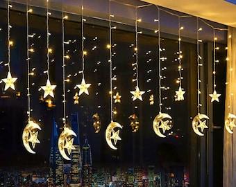Star String Lights Etsy