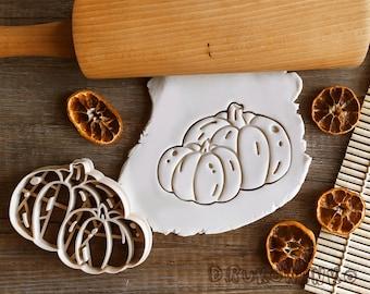 Halloween Big Pumpkin Pumpkins Front Scary RIP Cookie Cutter Pastry Fondant Dough Biscuit