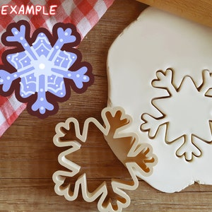 Star Christmas Cookie Cutter Pastry Fondant Dough Biscuit