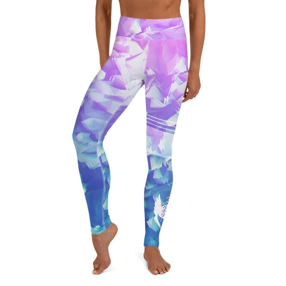 Valkyrie Fractal Leggings - Light