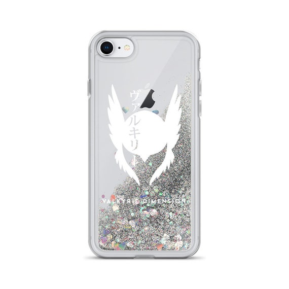 Valkyrie Dimension iPhone Liquid Glitter Phone Case