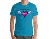 Healt It Heart - Short-Sleeve Men's T-Shirt