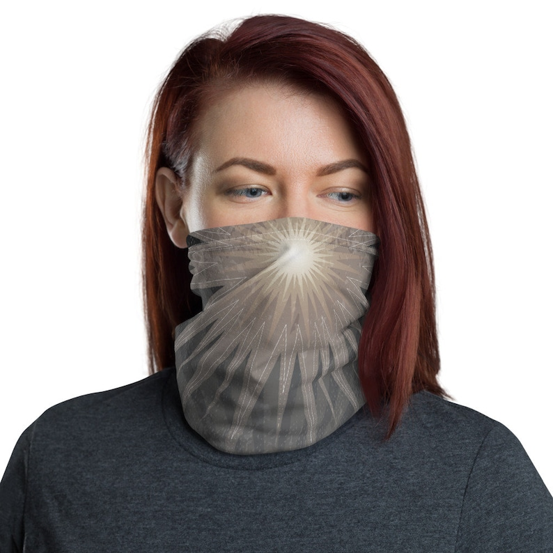 Starlight Radiance  Washable Cloth Face Covering / Neck image 0