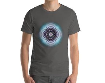 Progressive Mandala - Sacred Geometry Shirt for Men