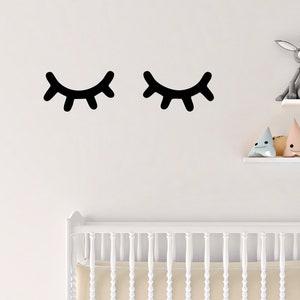 Nursery differents colours wall stickers Zzz Wall Decal Children vinyl Zzz. Sleepy Zzz Wall Decals