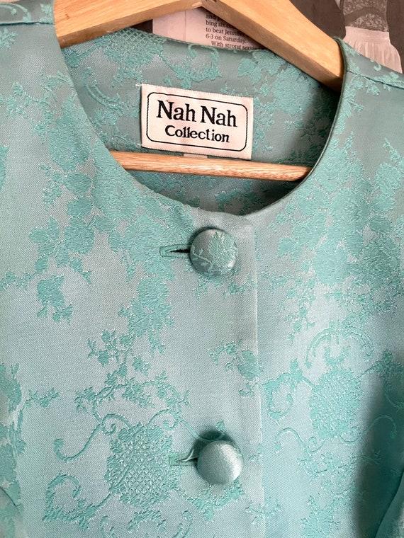 Vintage Victorian Puff Sleeve Blouse| Puff Sleeve… - image 6