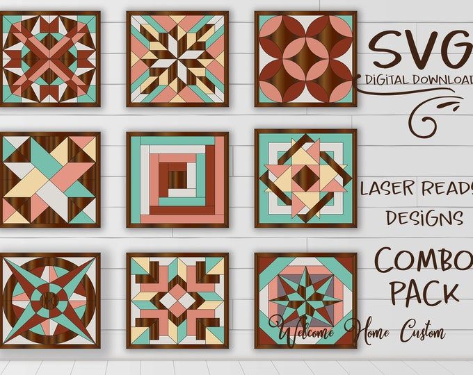 Quilt Pattern Files
