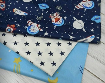 1//2 YD Bundle Of 11 Prints Cosmos Quilt Fabric 100/% Cotton
