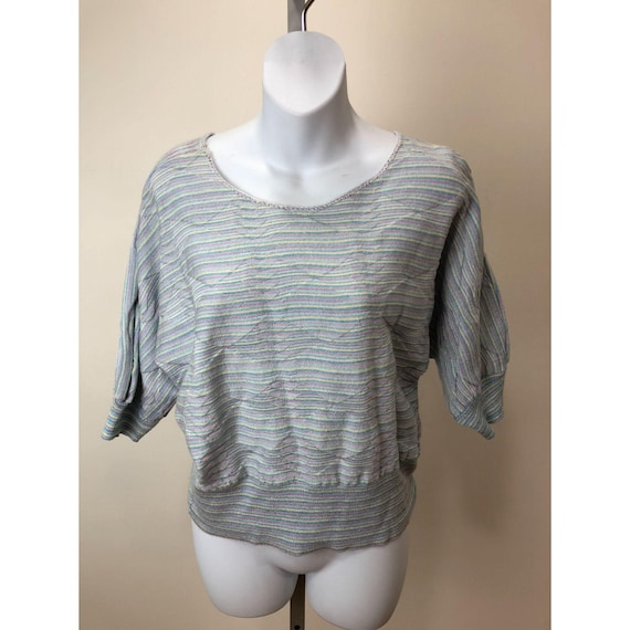 Beautiful Dolman Scoopneck Sweater