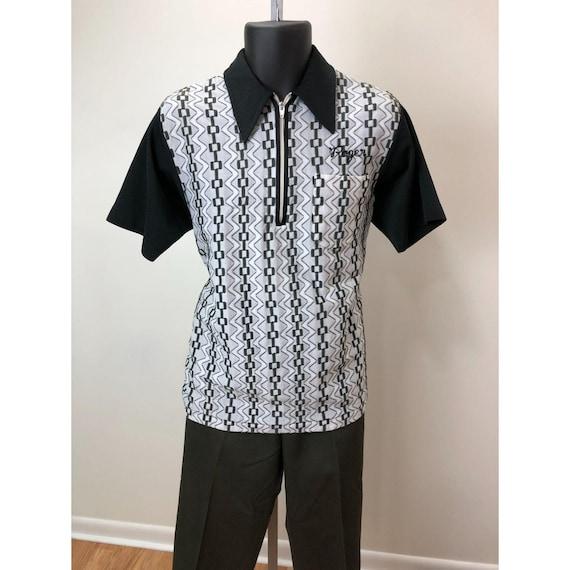Vintage 1960s Nat Nash Creation Bowling shirt
