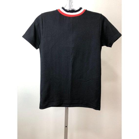 Vintage 1960s Woolco Stroller Shirt
