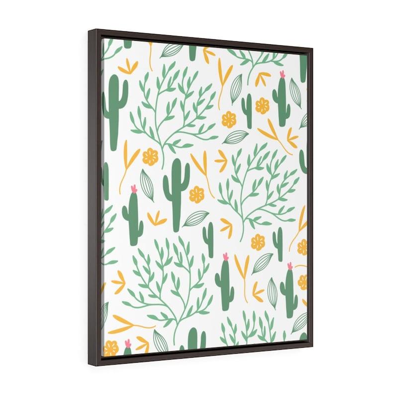 Cactus Canvas Wall Art Canvas Art Art Prints Wall Art Canvas, Wall Art Canvas Print Wall Prints Canvas Painting Wall Decor