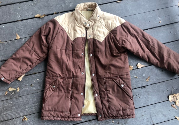 Vintage 70s winter jacket