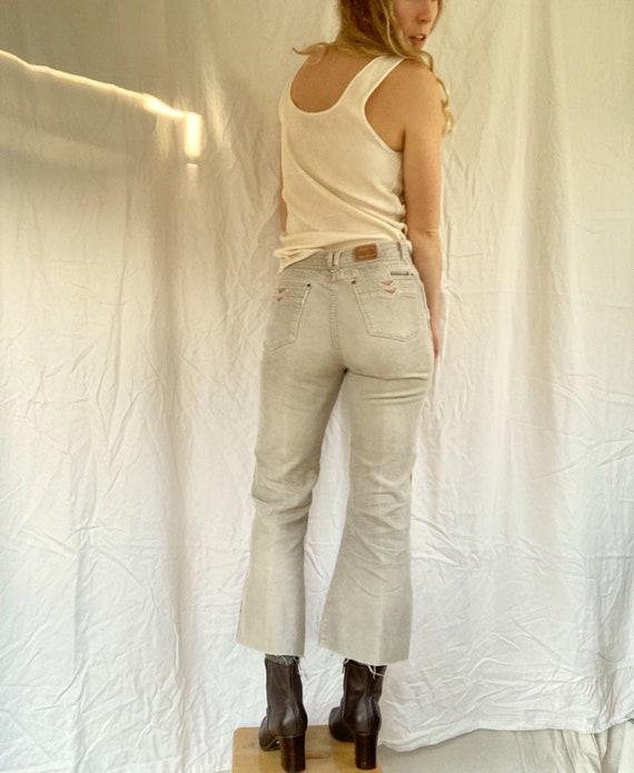 Vintage Zeppelin Corduroy Pants