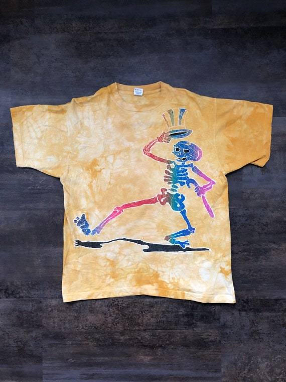 Vintage Grateful Dead 1994 Throwing Stones T-Shirt