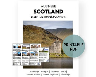 Must-See Scotland Travel Planners