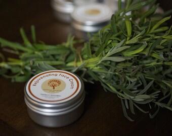 Totally Natural Rejuvenating Face Cream