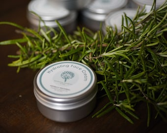 Totally Natural Hydrating Face Cream