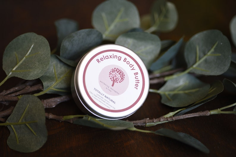 Totally Natural Relaxing Body Butter image 0