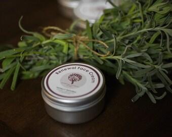 Totally Natural Renewal Face Cream