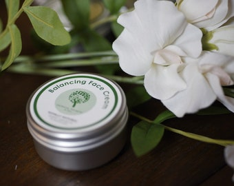 Totally Natural Balancing Face Cream