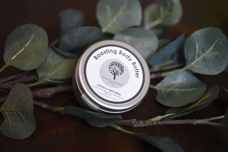 Totally Natural Boosting Body Butter image 0