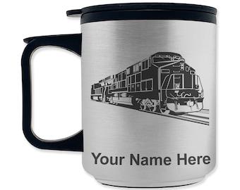 Train Coffee Mug Etsy