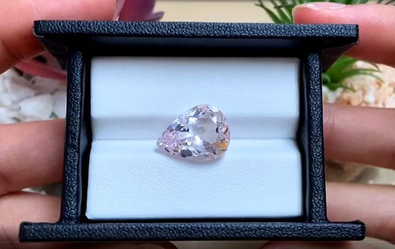 5.41 carat Natural Morganite