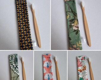 Various motis toothbrush case
